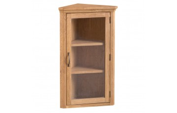 Corby Oak Corner Cupboard Top