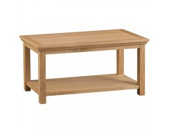 Corby Oak Medium Coffee Table