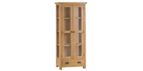 Cranbrook Display Cabinet with Glass Doors