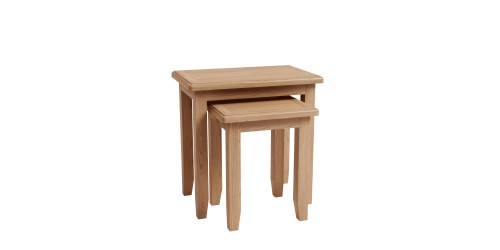 Gianno Nest Of 2 Tables