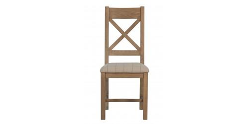 Hamilton Cross Back Dining Chair