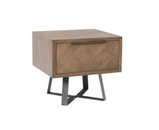 Indigo Lamp Table