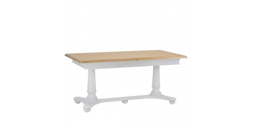 Mila 1.6m Extending Dining Table
