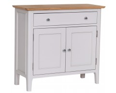 Normandy Oak Painted Small Sideboard