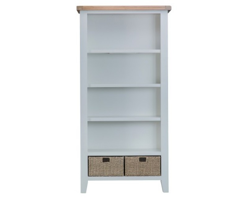Trieste Large Painted Bookcase