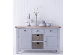 Trieste Large Painted Sideboard