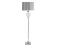 Glass - Urn Floor Lamp