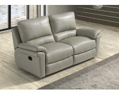 Douglas 2 Seater Italian Leather Sofa