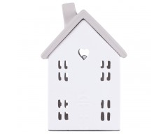 Ceramic House Table Lamp