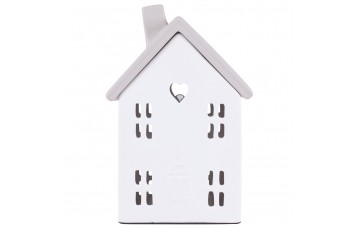Ceramic House Table Lamp