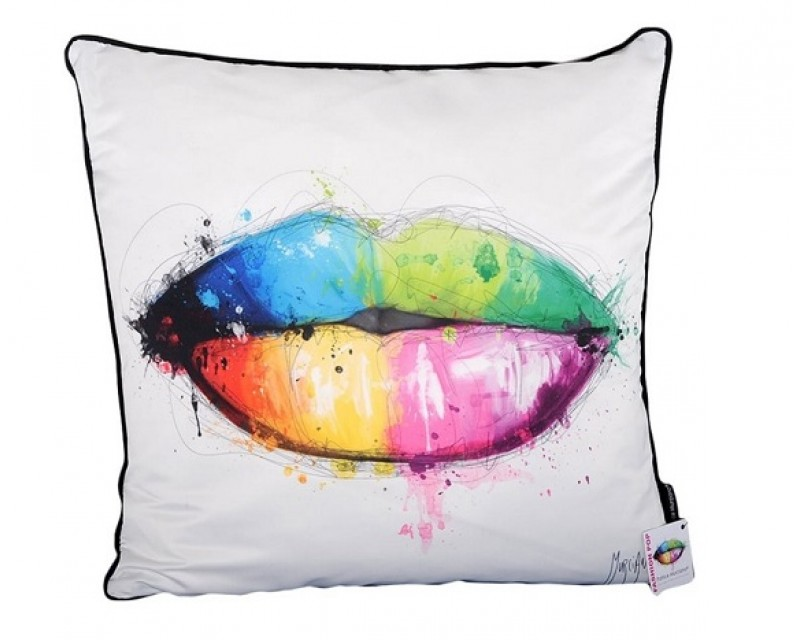 Patrice Murciano Candy Lips Cushion