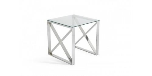 Alton Glass Lamp Table