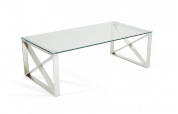 Alton Glass Coffee Table