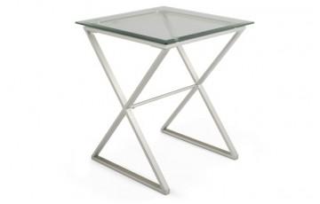 Kent Glass Lamp Table