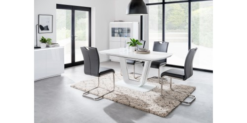Laporte 160cm Extending Dining Table