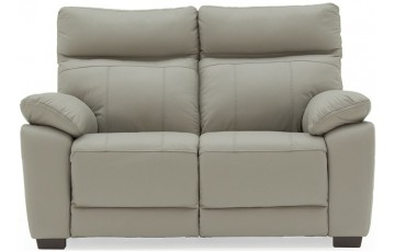 Paciano Leather 2 Seater Sofa