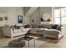 Moby Large Modular Corner Sofa