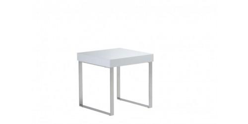 Fiona High Gloss End Table